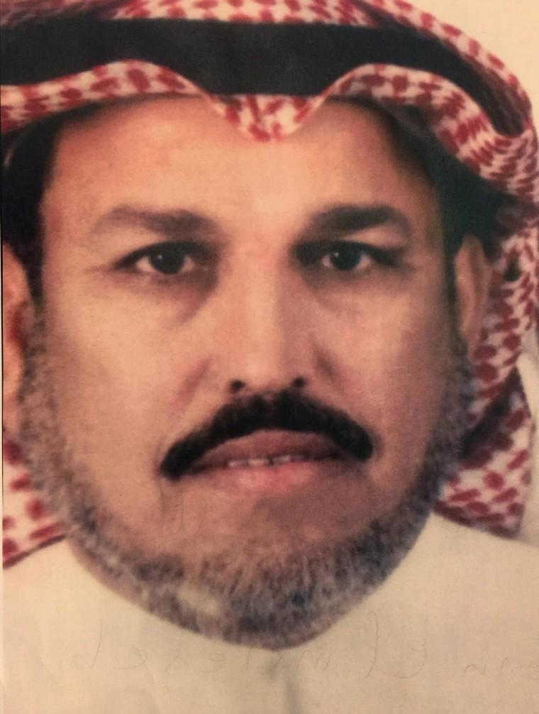 Image: Jasim Emwazi, father of Mohammed Emwazi.