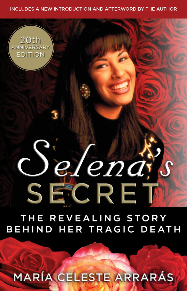 Image: Selena's Secret book cover
