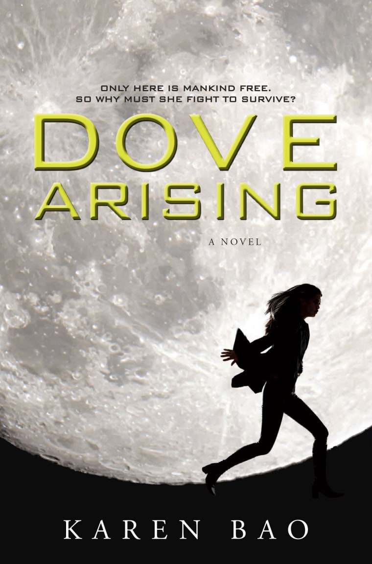 """Dove Arising"" is available now in bookstores and online."