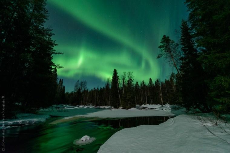 Image: Aurora in Finland