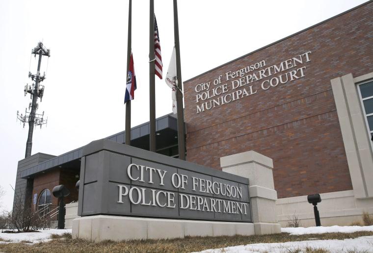 IMAGE: Ferguson Police Department