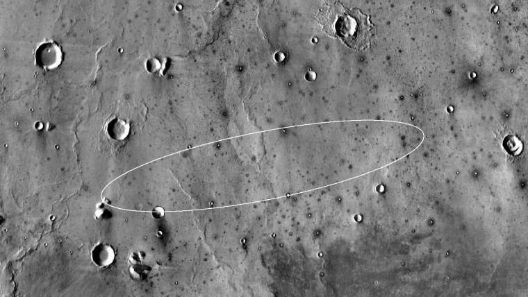 Image: Elysium Planitia candidate site