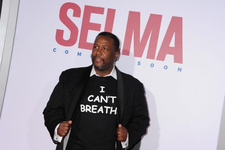 Wendell Pierce 'Selma' film premiere, New York, America