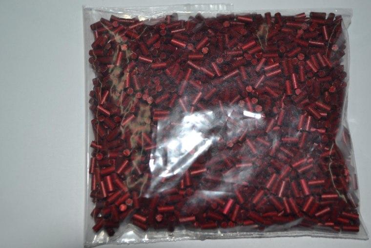 Image: Flints in a bag
