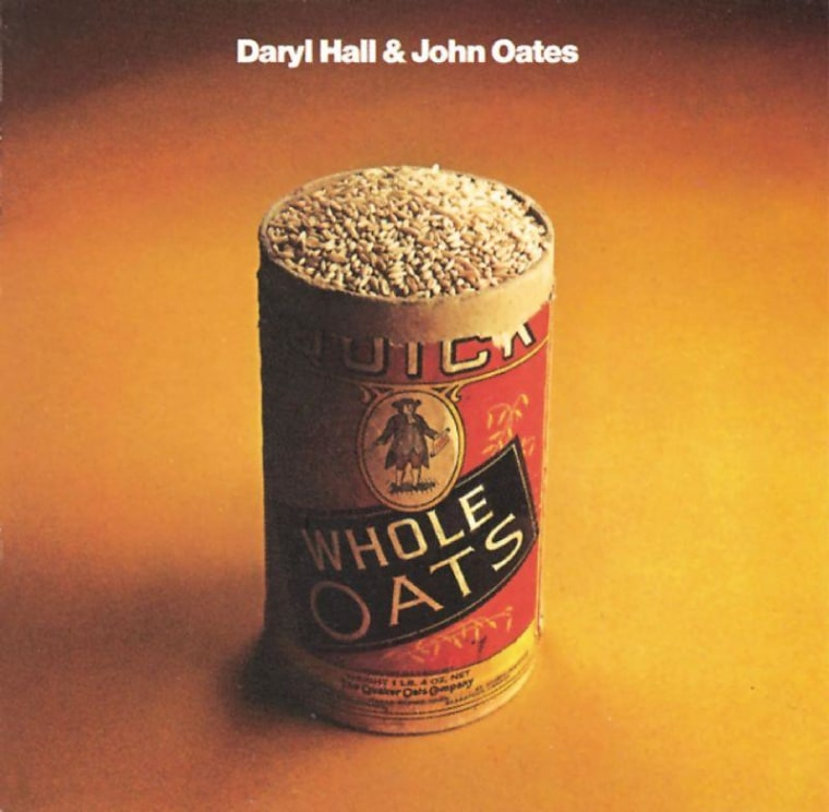 IMAGE: Hall & Oates album 'Whole Oats'