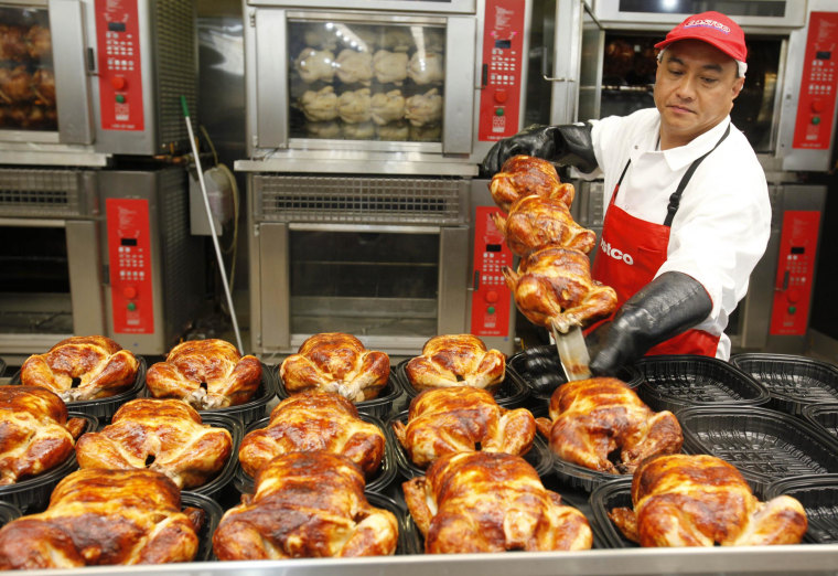 Costco Wants to End Use of Human Antibiotics in Chicken