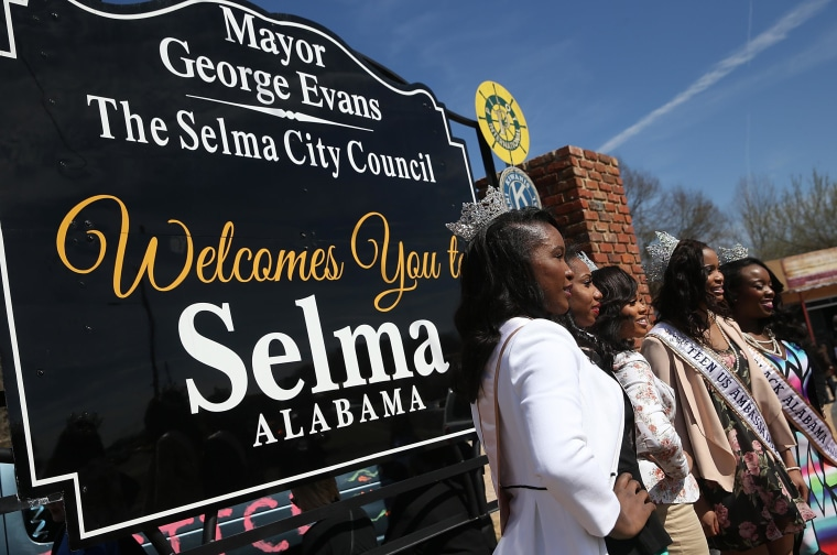 Selma Prepares To Commemorate 50th Anniversary Of Famed Civil Rights March