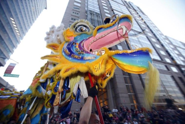 Image: San Francisco Chinese New Year Parade