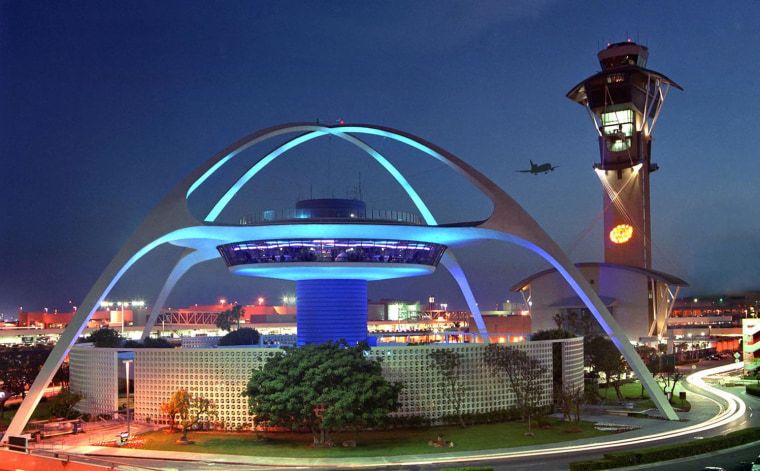 Water has touched off a legal war at one of the nation's largest airports.
