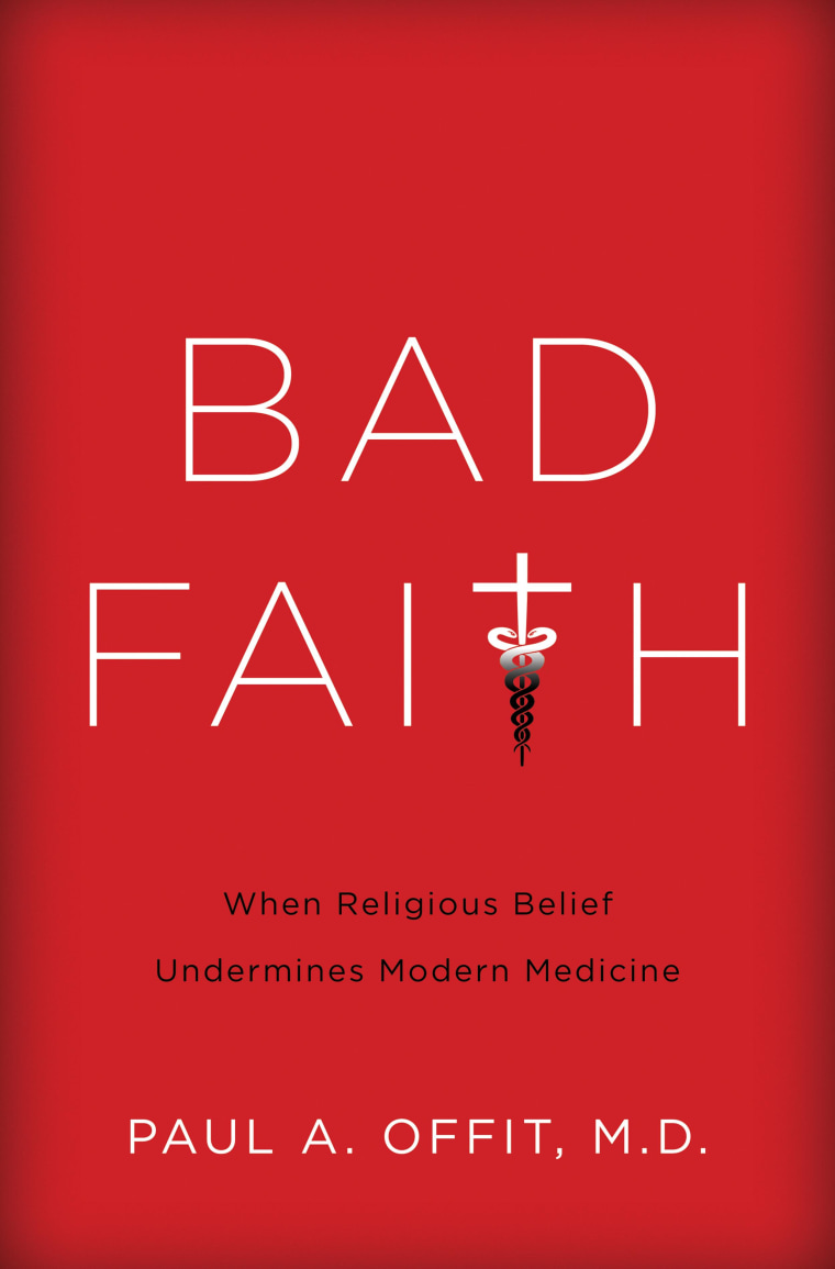 Image: Cover of Bad Faith