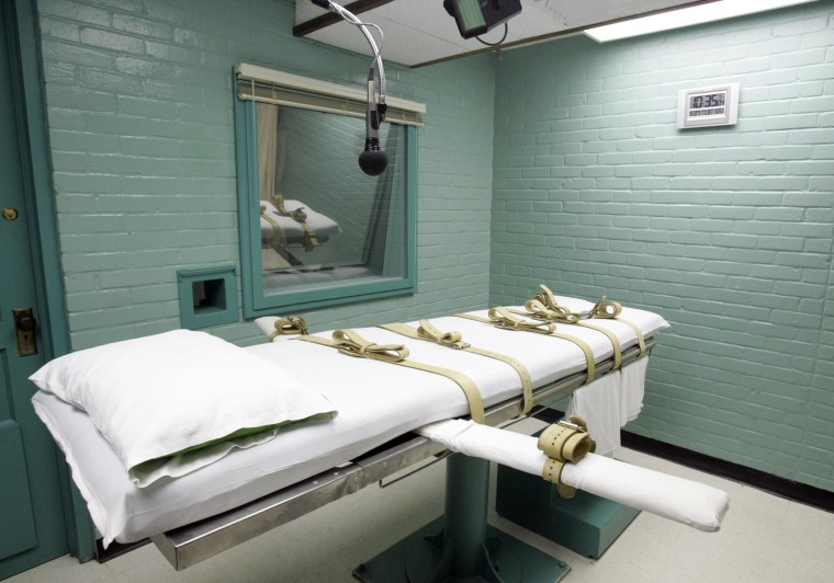 Image: Texas Death Chamber