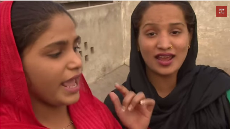 The sisters' talent has taken them on a whirlwind of local interviews and performances, across Pakistan.