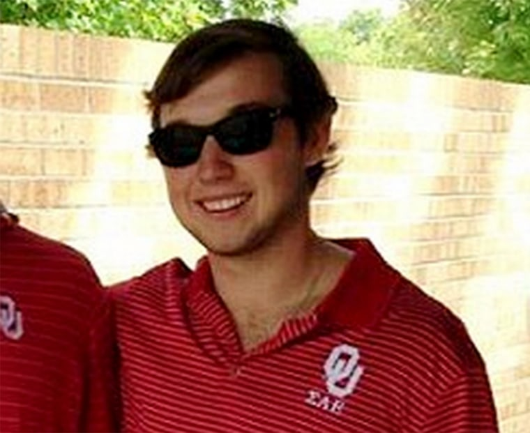 Parker Rice said Tuesday that he had withdrawn from the University of Oklahoma.