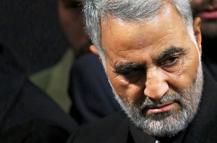 Image: Gen. Qassem Soleiman in 2011