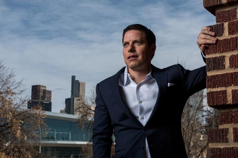 Image: Businessman and entrepreneur Rob Alvarado