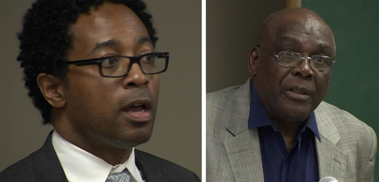 Image: Wesley Bell and Lee Smith