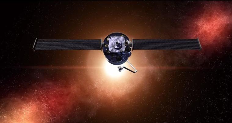 Image: Jupiter spacecraft