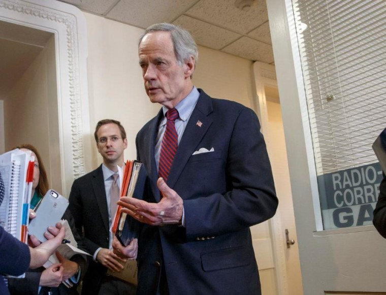 SEN TOM CARPER, D-DEL., CONGRESS HOMELAND