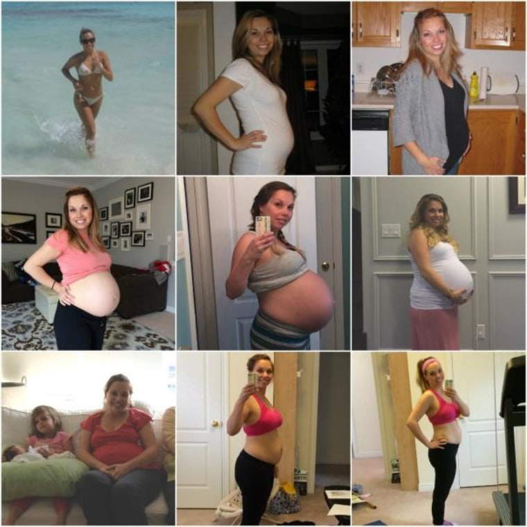 """""""Isn't it incredible what the human body can do?"""" Joanna Venditti writes in a blog post about her journey of body acceptance after having four kids (including a set of twins)."""