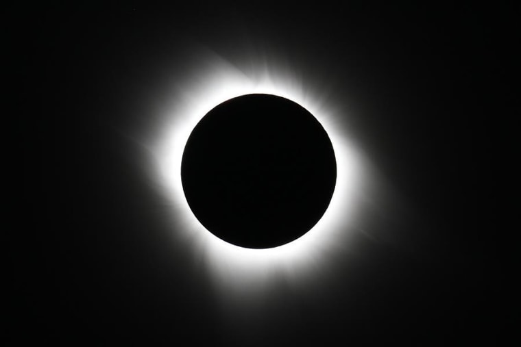 Total Solar Eclipse Occurs Friday: Where and How to (Safely) See It