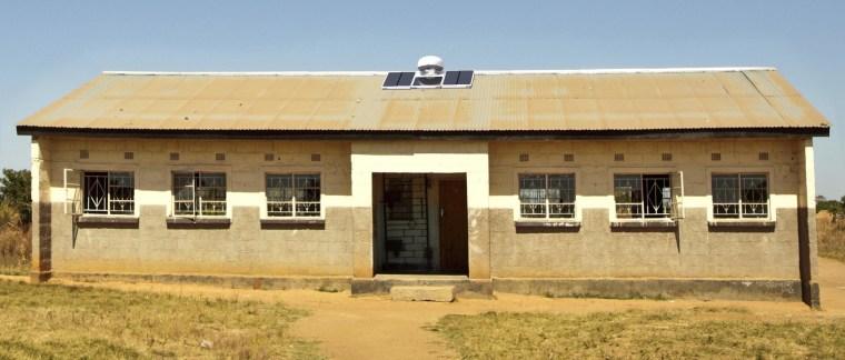 Image: School Internet terminal