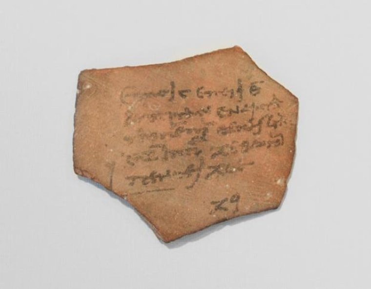 Image: Ancient text