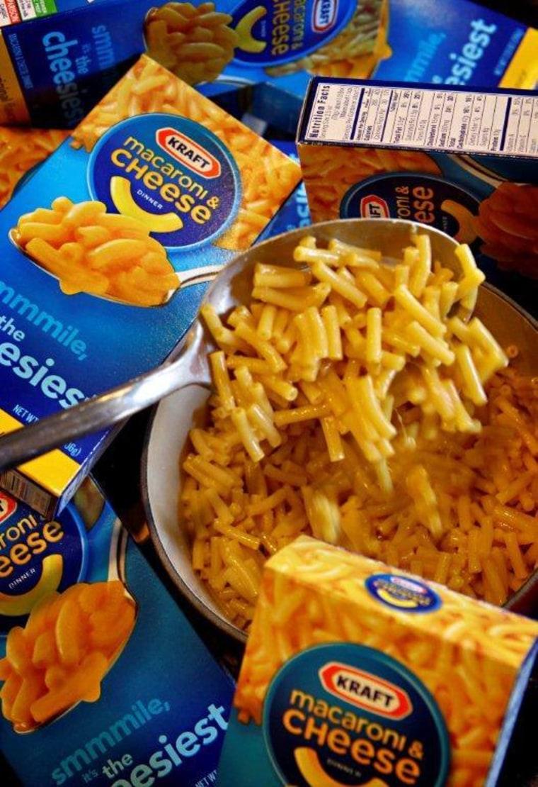 Kraft recalled 6.5 million boxes of Macaroni and Cheese on Tuesday.