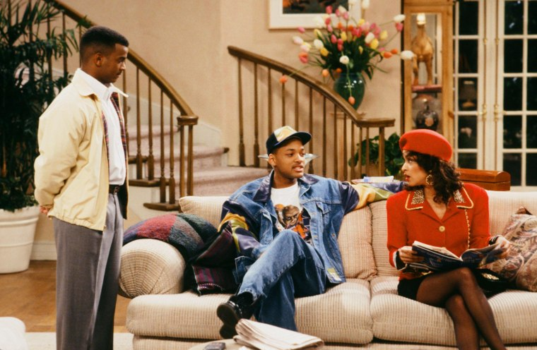 Image: The Fresh Prince of Bel-Air