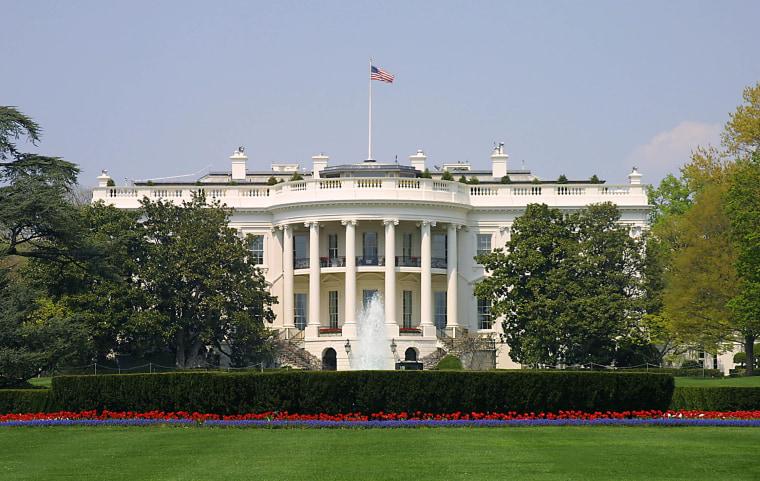 White House (Karen Bleier / AFP-Getty Images)