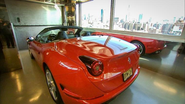 Image: Sky garage