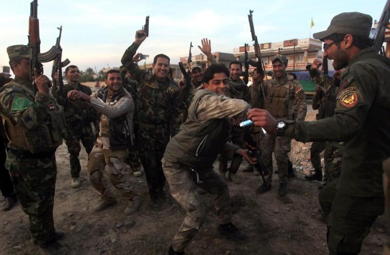 Image: TOPSHOTS-IRAQ-CONFLICT-DIYALA
