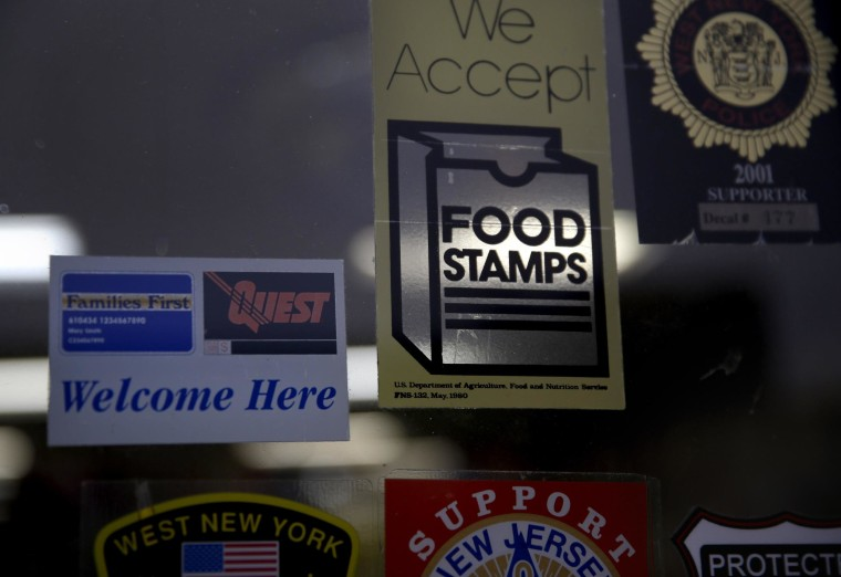 Image: Food stamps