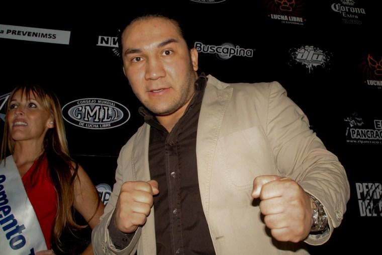Pedro Aguayo Ramirez, known as Hijo del Perro Aguayo