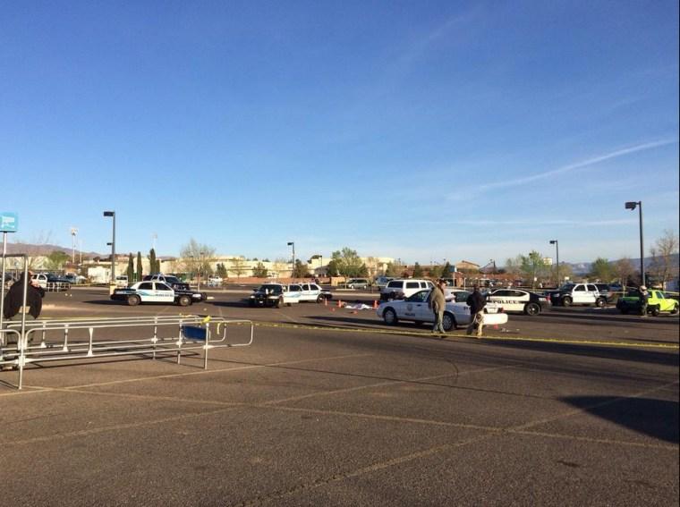 Police Involved Shooting Arizona