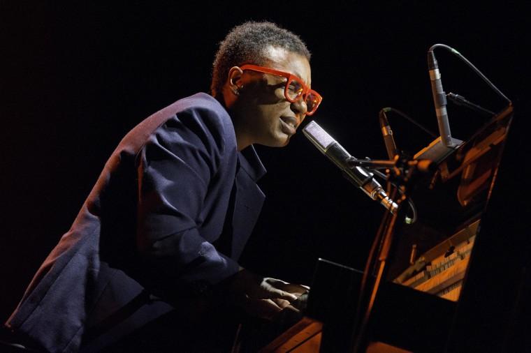 Meshell Ndegeocello in Concert - Jazz A La Villette 2011