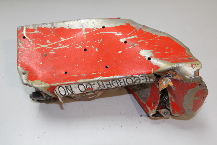 A second view of the cockpit voice recorder from the Germanwings plane that crashed in the French Alps.