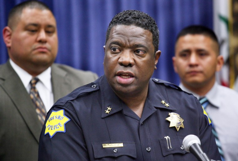 Fresno Deputy Police Chief Keith Foster Busted on Drug Charges