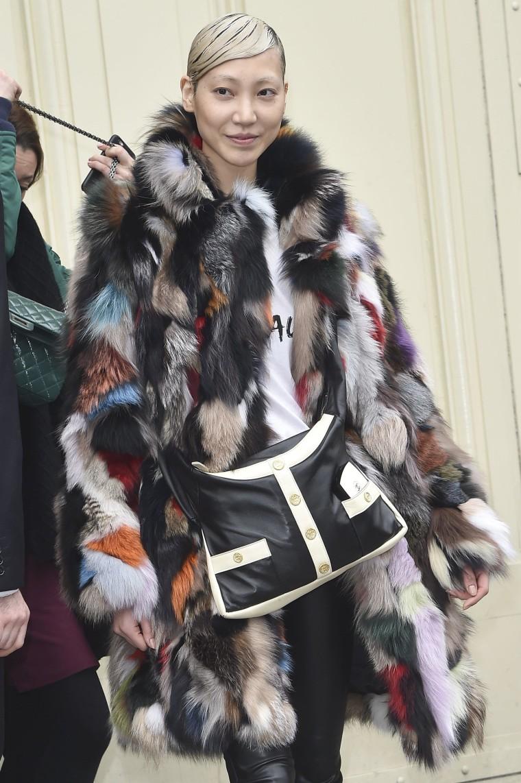 Image: Chanel Show - Paris Fashion Week Womenswear Fall/Winter 2015/2016