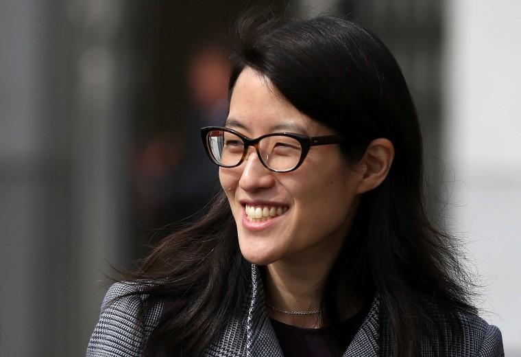 Image: Ellen Pao Venture Capital Sexual Discrimination Trial Continues