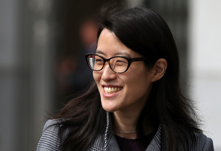 Image: Ellen Pao Venture Capital Sexual Discrimination Trial Continues