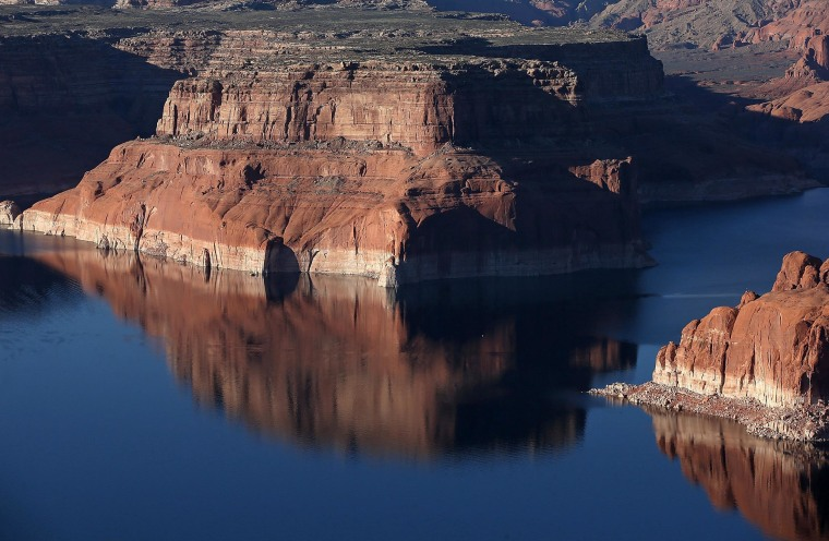 Image: Severe Drought Drains Colorado River Basin