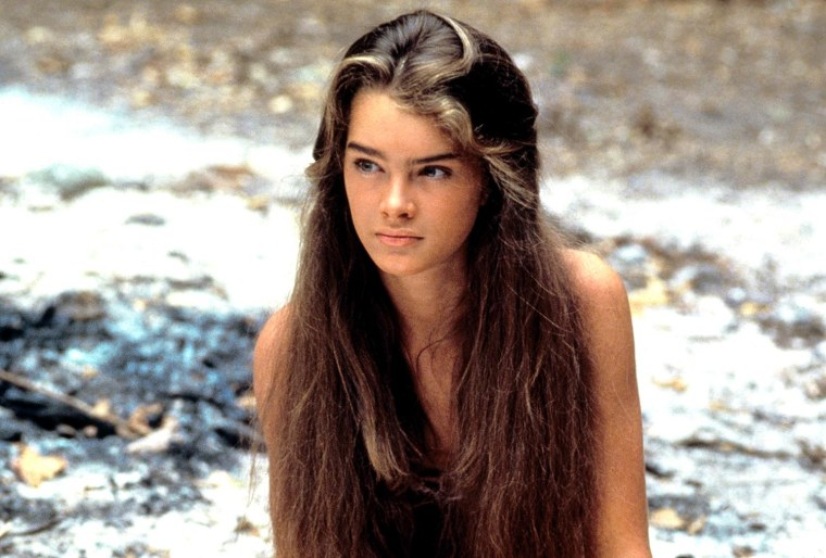 THE BLUE LAGOON, Brooke Shields, 1980, (c) Columbia/courtesy Everett Collection