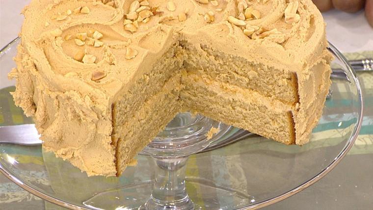 Al Roker's Peanut Butter Pie