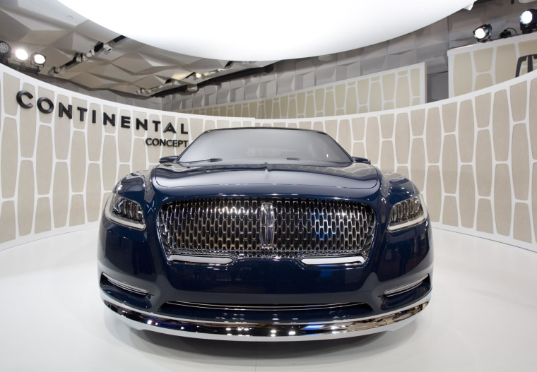 Image: Lincoln Continental