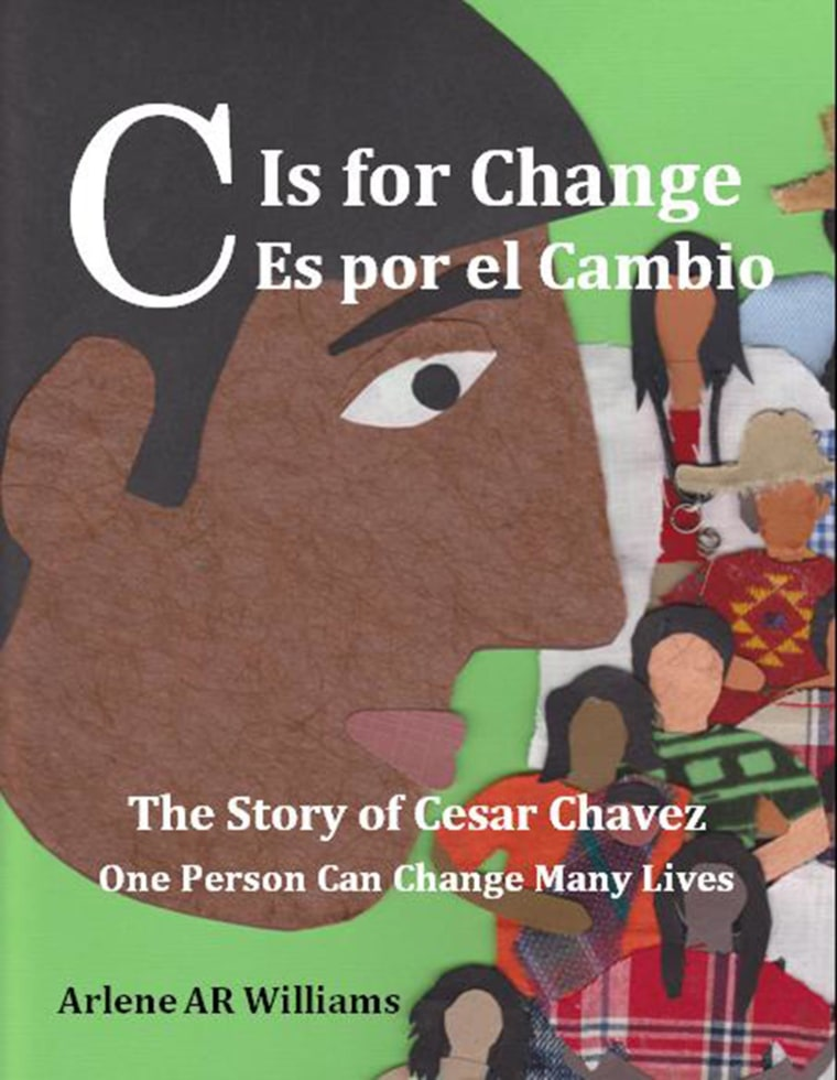"""Cover of """"C is for Change"""" by Arlene Williams"""