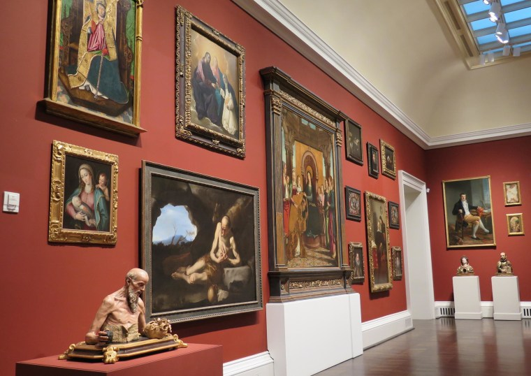 "The Meadows Museum at Southern Methodist University in Dallas, Texas is also known as the ""Prairie Prado"" (a play on Madrid's El Prado museum) for its extensive collection of Spanish art."