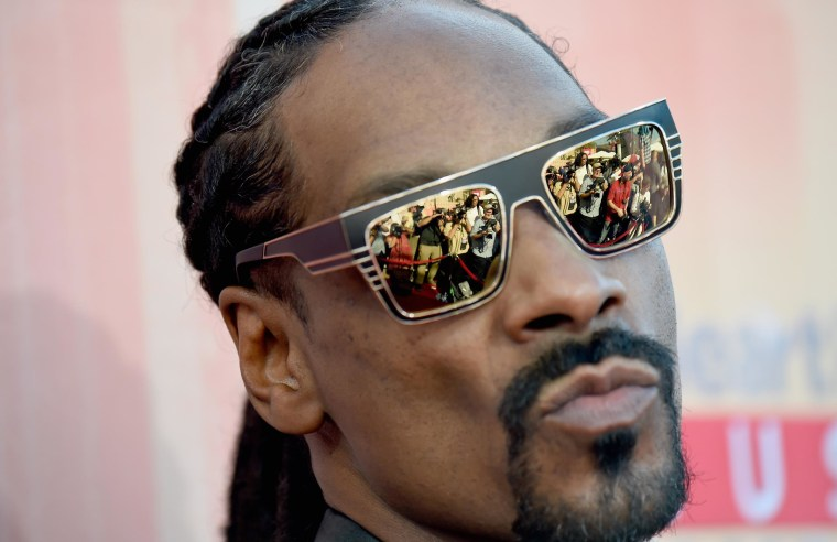 Image: Snoop Dogg on March 29, 2015