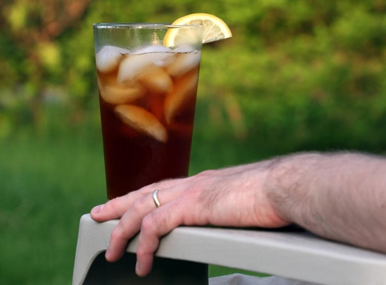 Drinking Too Much Iced Tea Led to Arkansas Man's Kidney Failure: Doctors