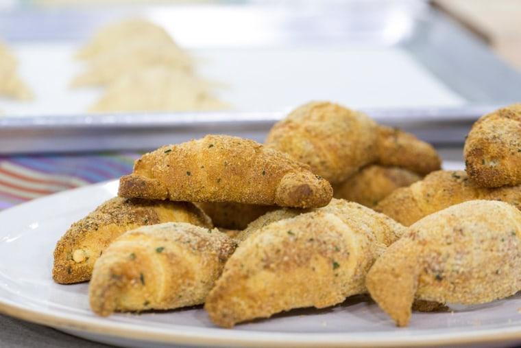 Chicken puffs