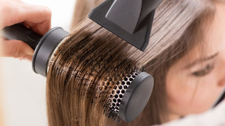 How to speed up your at-home blowout